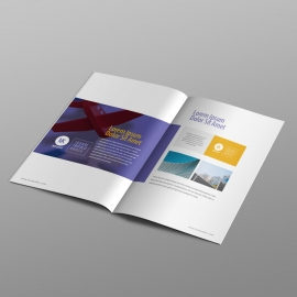 Brochure & Booklet Mockup