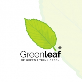 Creative Green Leaf Logo