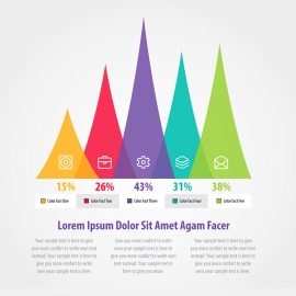 Color Smart Art Infographic