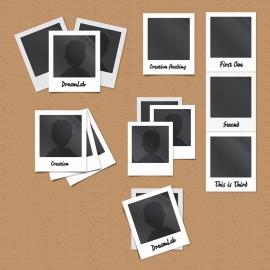 Polaroid Photo Frames & Film Collection