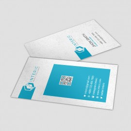 Interic Business Card