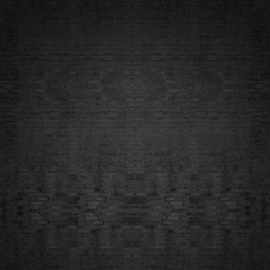 Retro Dark Wall Small Bricks Texture