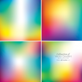 Best Gradient Vector Colorful Background Collection