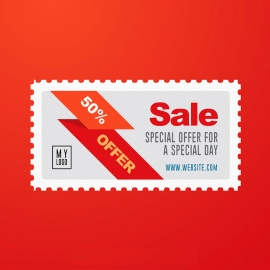 Discount Web Banner