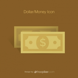 Money Dollar Bank Note Icon