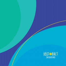 Flat Abstract Vector Background