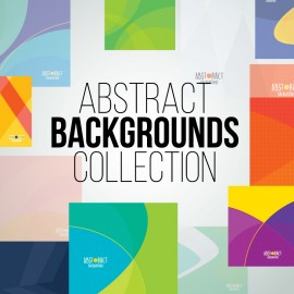 Abstract Vector Backgrounds Collection
