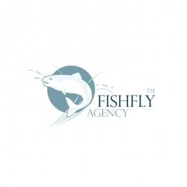 Fish Fly Logo