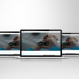 Responsive Screen Laptop Mockup