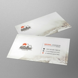 Mounten Business Card