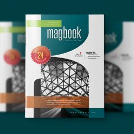 Magazine Indesign template