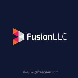 Abstract Creative Corporate Minimal Logo