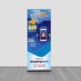 Offer Rollup Banner