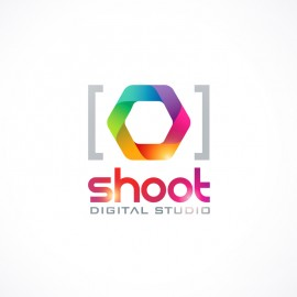 Digital Studio Creative Photography Logo