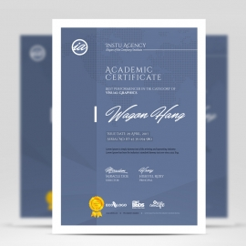 Minimal Academic Certificate
