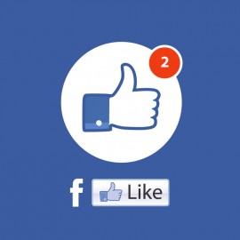 Facebook Like Vector Thumbup