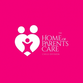 Parents Care People & Child in Heart Logo