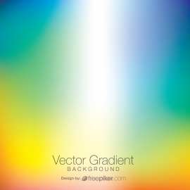 Bright Gradient Background
