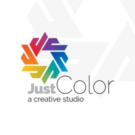 Creative Colorful Abstract Logo