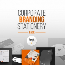 Corporate Business Branding Identity Pack