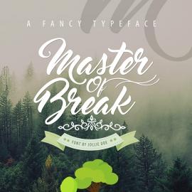 Script Font Preview Creative Mockup Design