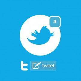 Twitter Tweet Vector