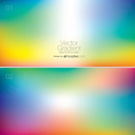 Vector Gradient Background
