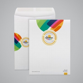 Corporate Clean Envelope Template