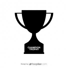 Champions Trophy Black