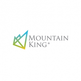 Mountain King M Letter Logo