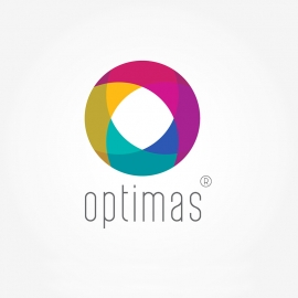 Optimas O Letter Logo
