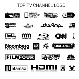 Top TV Channel Logo