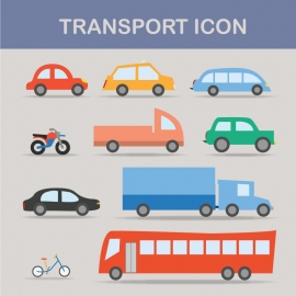 Transport Icon