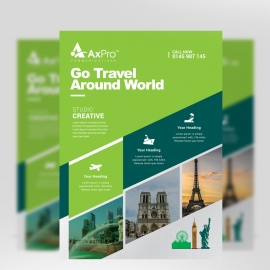 Travel Business Flyer