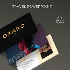 Travel Business PowerPoint Presentation Template