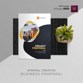 Travel Creative Minimal Project Proposal