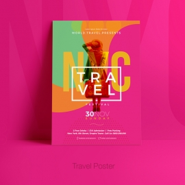 Travel Poster Design