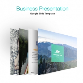 Travel & Tour Google Slide Template