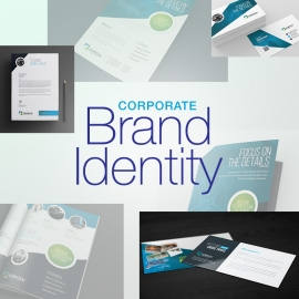 Travel & Tourism Business Branding Identity Mega Pack
