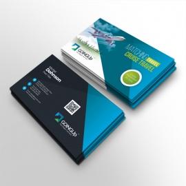 Travel & Tourism Business Card