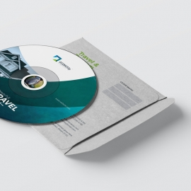 Travel & Tourism CD Pack With Abstract