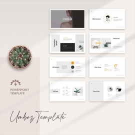 Umboz PowerPoint Template