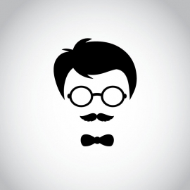 User Icon For Men