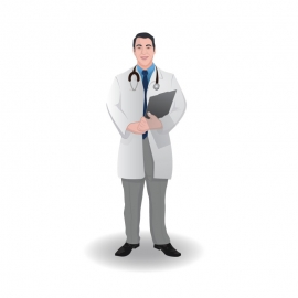 Vector Doctor's Character
