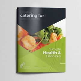 Vegetable Farm Bi-Fold Brochure
