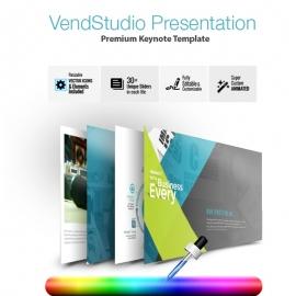 VendStudio Keynote Template