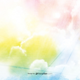 Watercolor Free PSD Background