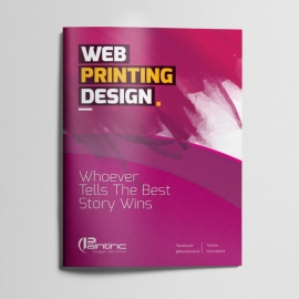 Web Paintinc Bifold Brochure