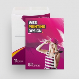 Web Paintinc Catalog Envelope