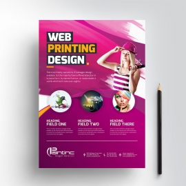 Web Paintinc Clean Flyer